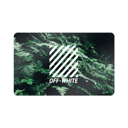 OFF-WHITE Fern