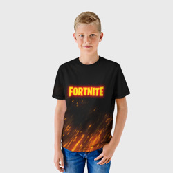 FORTNITE FIRE