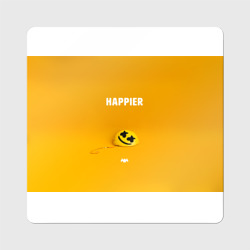 Marshmello. Happier