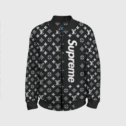 Supreme x L&V Black