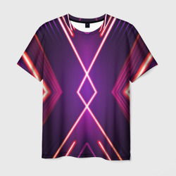 Abstract Neon Lines