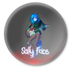 Значок Sally Face (8)