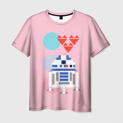 R2-D2 with hearts