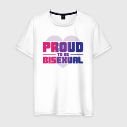 Proud to beBisexual