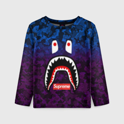 BAPE SHARK x SUPREME