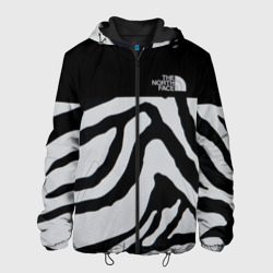 The North Face Zebra Nuptse Мужская куртка 3D Мужские 3D куртки