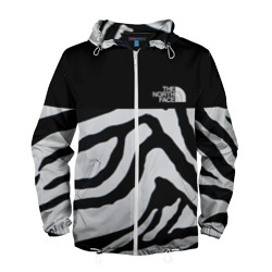 The North Face Zebra Nuptse