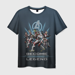 Avengers become a legend