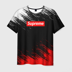 Supreme (Red and white paint)3
