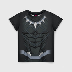MARVEL Детская футболка 3D Black panther costume в Ижевске