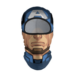 Captain America head
