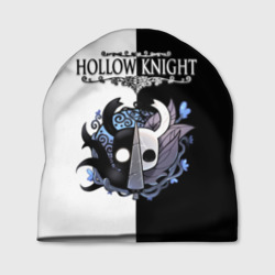 Шапка 3D 'Hollow Knight (Black & White)'