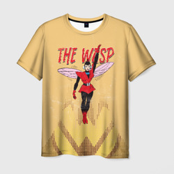 The Wasp retro comics