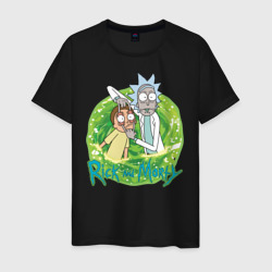 Rick Sanchez and Morty Smith