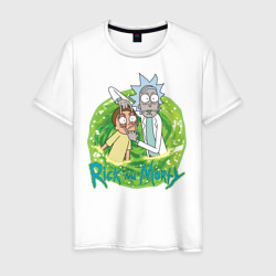 Фото Rick Sanchez and Morty Smith