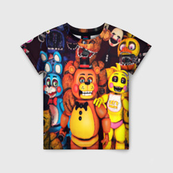 "FIVE NIGHTS AT FREDDY""S"