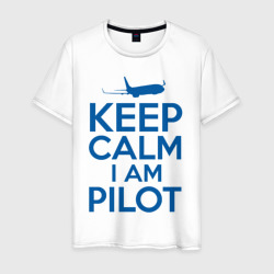 KEEP CALM A AM PILOT (Boeing737)