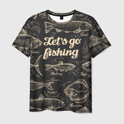 Let`s go fishing