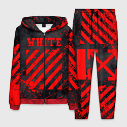 OFF WHITE BLOOD