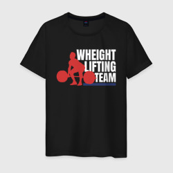 Wheight lifting team