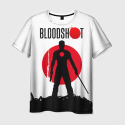 Bloodshot Бладшот силуэт