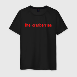 The Cranberries Logo Red