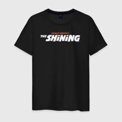 The Shining Logo White