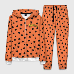 Flintstones pattern