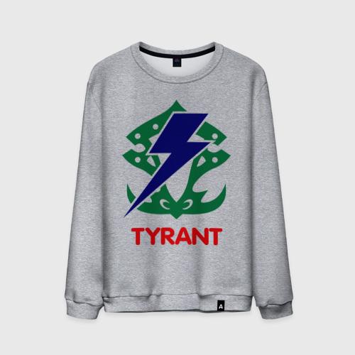 Мужской свитшот хлопок Orc Fighter - Tyrant