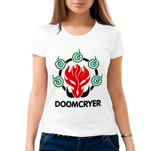 Женская футболка хлопок  Фото 03, Orc Mage - Doomcryer