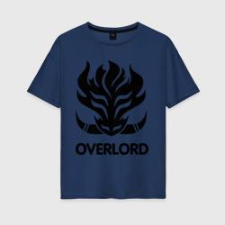 Женская футболка хлопок OversizeOrc Mage - Overlord