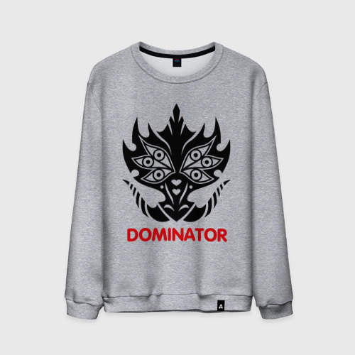 Мужской свитшот хлопок Orc Mage - Dominator