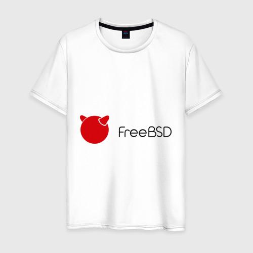 Футболка Free BSD
