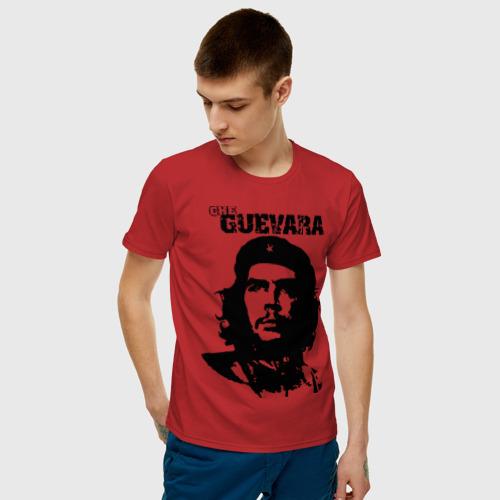 Мужская футболка хлопок Че гевара Фото 01