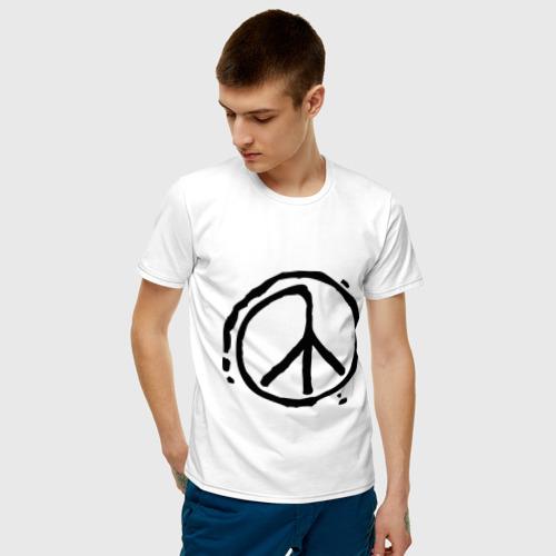 Мужская футболка хлопок Пацифика Фото 01