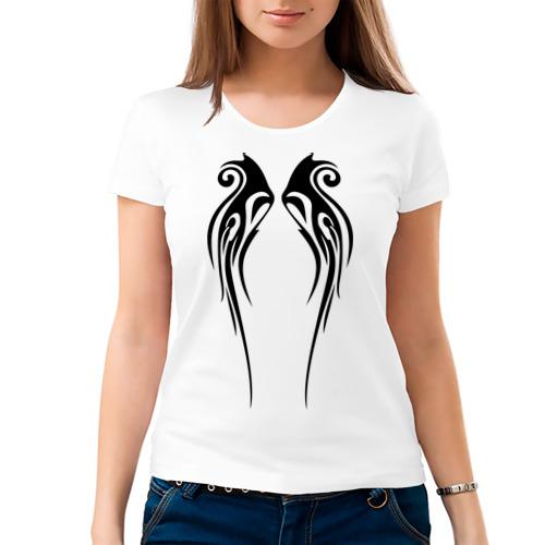 Женская футболка хлопок  Фото 03, Трайбл (8)