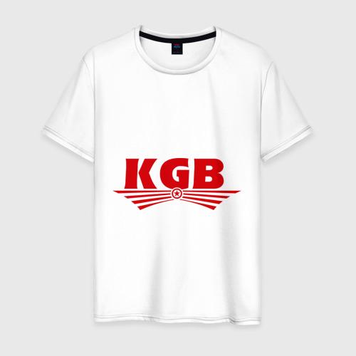 Мужская футболка хлопок  Фото 01, KGB