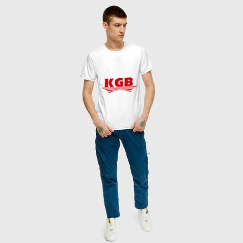 Мужская футболка хлопок  Фото 05, KGB