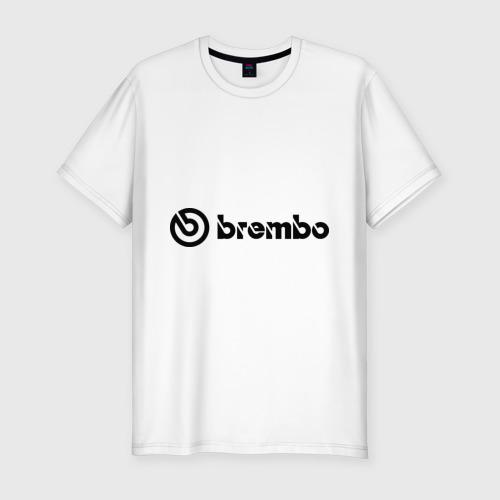 Мужская футболка премиум  Фото 01, Brembo