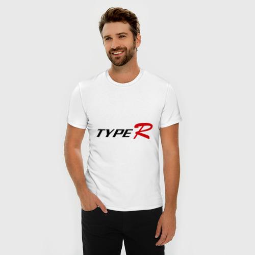 Мужская футболка премиум  Фото 03, TypeR