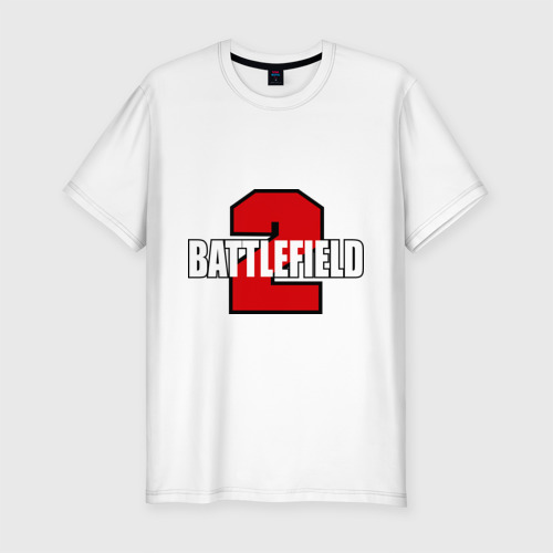 Мужская футболка премиум  Фото 01, BATTLEFIELD
