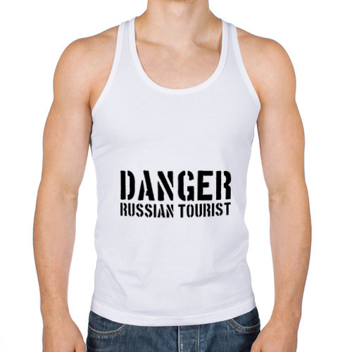 Danger Russian Tourist