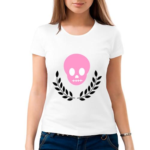 Женская футболка хлопок  Фото 03, Память о умершем эмо