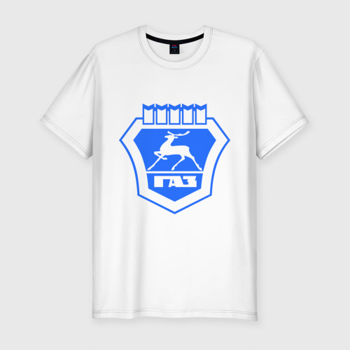 Мужская футболка премиум  Фото 01, ГАЗ