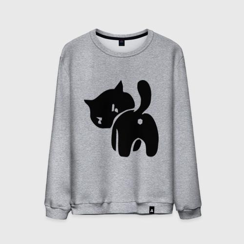 Котёнок зад