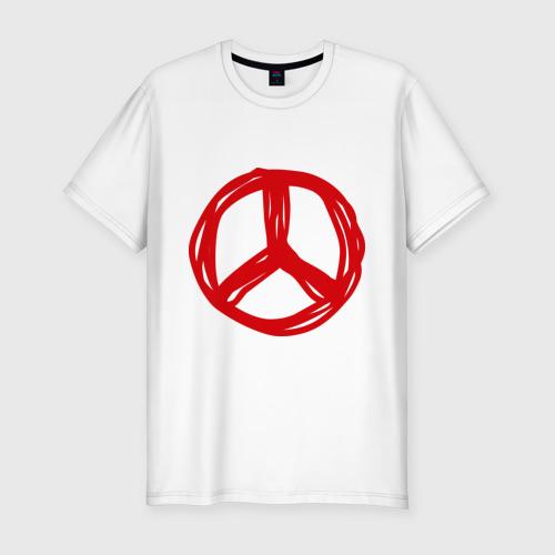 Мужская футболка премиум  Фото 01, ПолуПацифика (2)