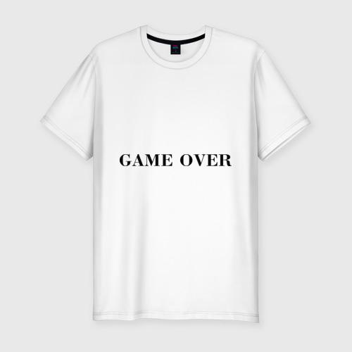 Мужская футболка премиум  Фото 01, Конец Игры
