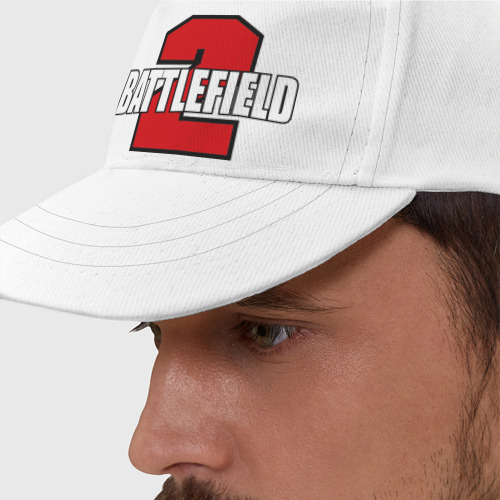 Бейсболка BATTLEFIELD