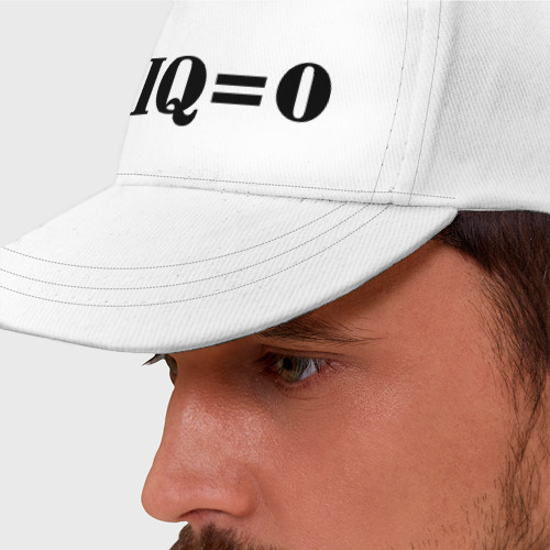 Бейсболка IQ=0