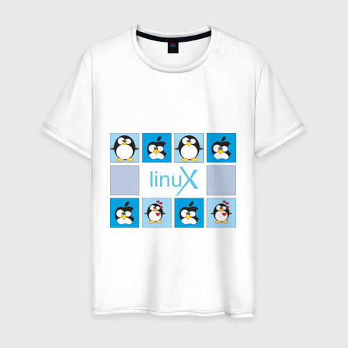 Футболка Linux (2)